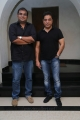Ananth Govindan @ Kalyana Samayal Saadham Team meet Kamal Haasan Photos
