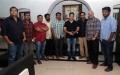 Kalyana Samayal Saadham Movie Team meet Kamal Haasan Photos