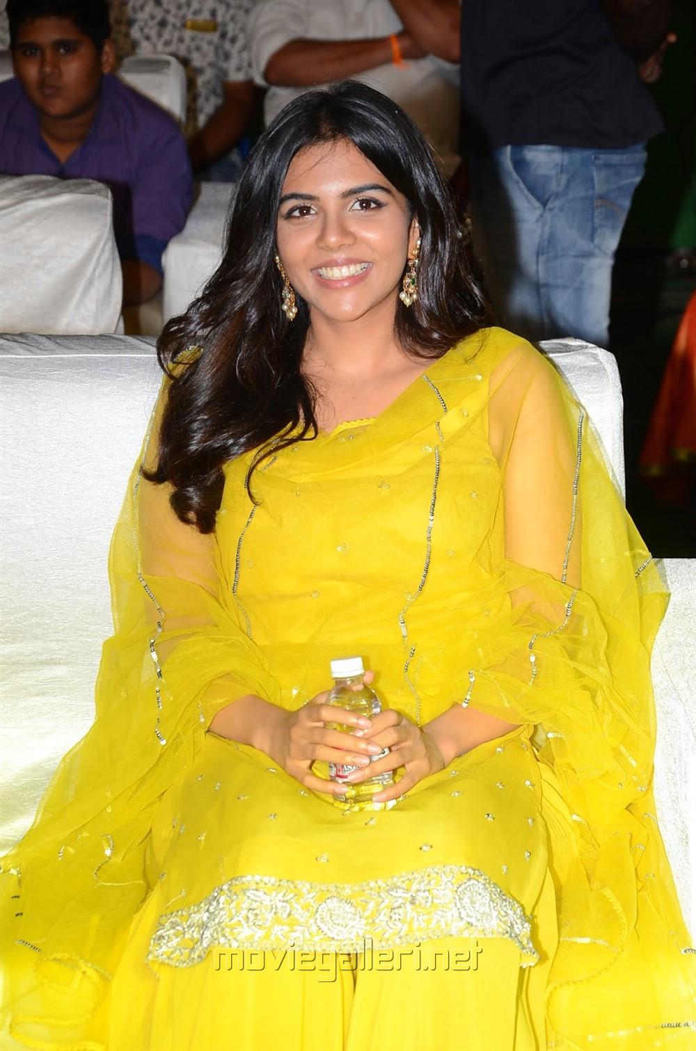 Actress Kalyani Priyadarshan Photos @ Ranarangam Movie Trailer Launch