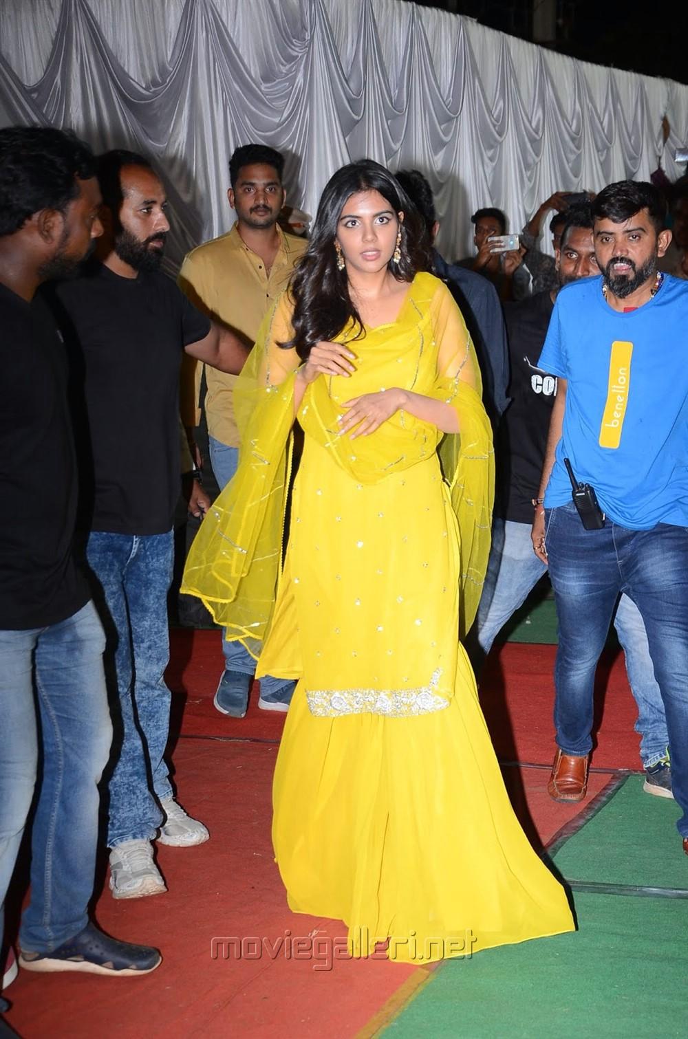 Actress Kalyani Priyadarshan New Photos @ Ranarangam Trailer Launch