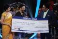 Gowtham, Kamal Haasan at Neengalum Vellalam Oru Kodi (NVOK) Show Photos