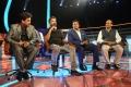 Sriram, Kama Haasan, Prakash Raj, Siddarth Basu at Neengalum Vellalam Oru Kodi Show Photos