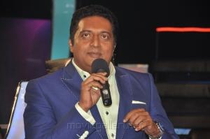 Prakash Raj at Neengalum Vellalam Oru Kodi Show Photos