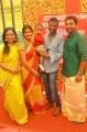 Kamal & Gautami at Dance Master Shobi's daughter naming ceremony
