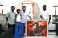 Kamal Hassan with Ap.Shreedhar's Vishwaroopam Painting Photos