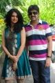Kamalakar, Kamna Jethmalani at Band Balu Movie Launch Stills