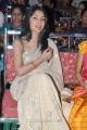 Kamalini Mukherjee in Saree at Sri Jagadguru Adi Shankaracharya Audio Release