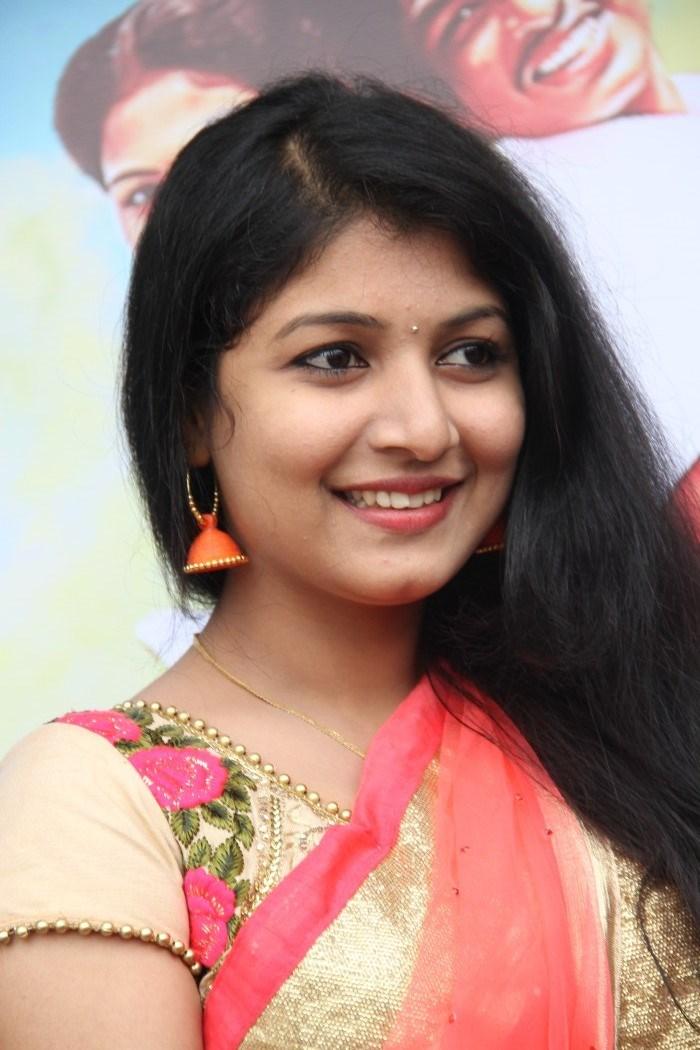 Actress Raksha Raj @ Kamarkattu Movie Audio Launch Stills
