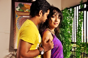 Krishi, Lekha Washington in Kameena Telugu Movie Photos