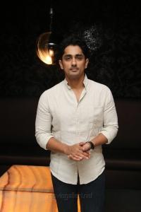 Actor Siddharth @ Kammara Sambhavam Movie Premiere Show Photos