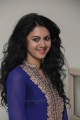 Actress Kamna Jethmalani in Dark Blue Salwar Kameez Stills