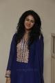 Actress Kamna Jethmalani Stills in Dark Blue Salwar Kameez