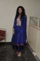 Actress Kamna Jethmalani in Dark Blue Churidar Stills