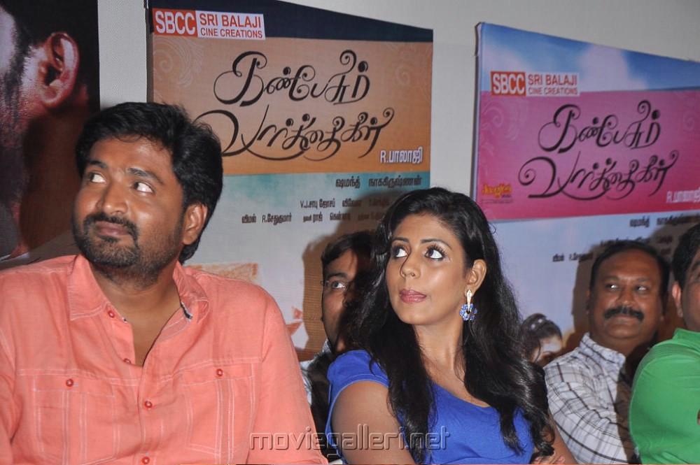 Mirchi Senthil Iniya Kan Pesum Varthaigal Movie Press Meet Stills