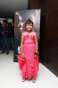 Sivakarthikeyan daughter Aaradhana @ Kanaa Audio Launch Stills HD