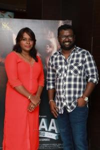 Director Arunraja Kamaraj @ Kanaa Audio Launch Stills HD