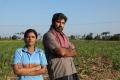 Aishwarya Rajesh, Sathyaraj in Kanaa Movie Photos HD