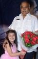 Baby Veronika Arora, NV Prasad @ Kanam Pre Release Function Stills