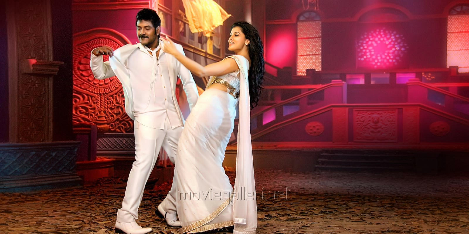 Picture 838267 | Raghava Lawrence, Tapsee in Kanchana 2 ...