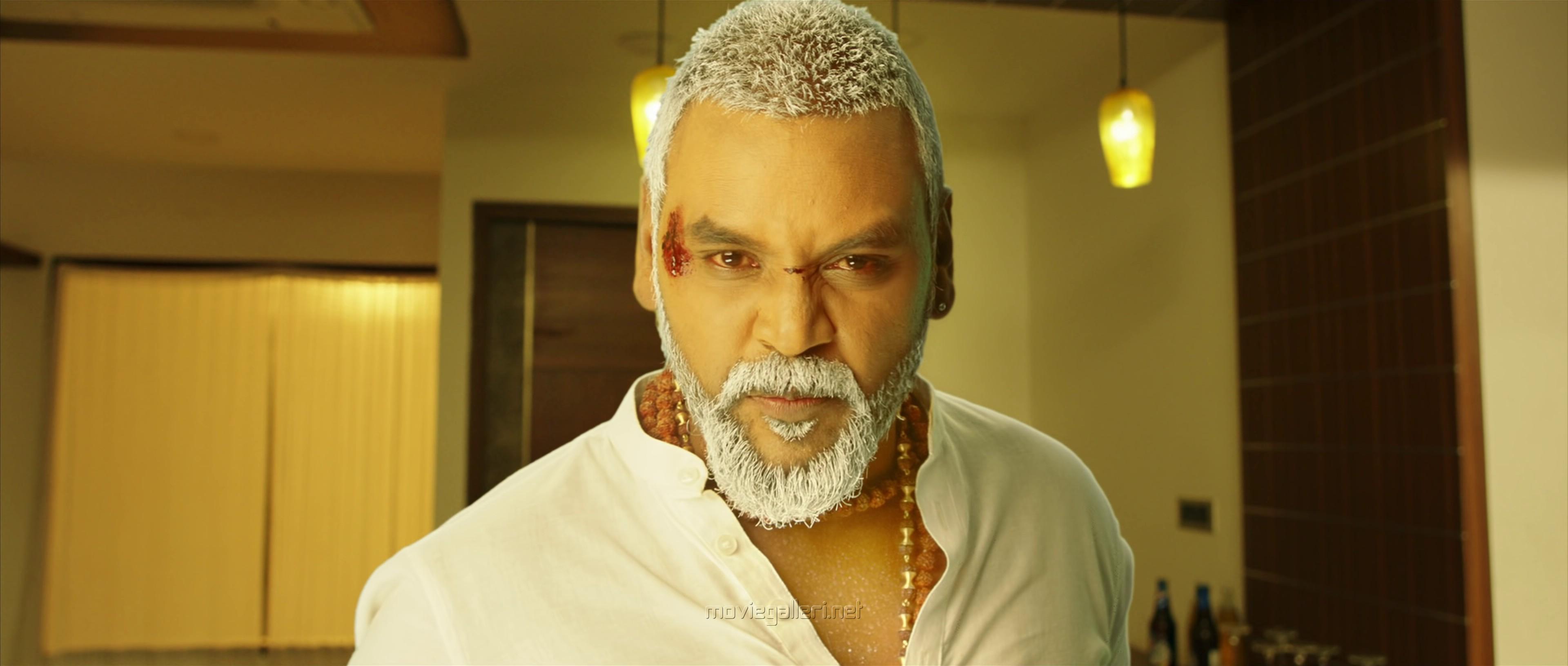 Actor Raghava Lawrence in Kanchana 3 Movie New Pics HD