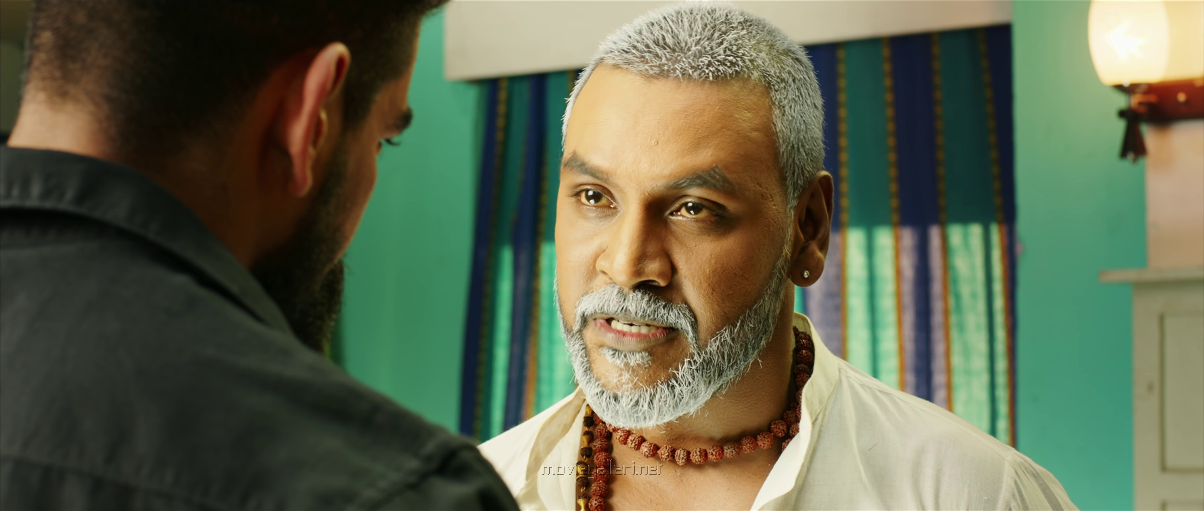 Actor Raghava Lawrence in Kanchana 3 Movie New Pics HD