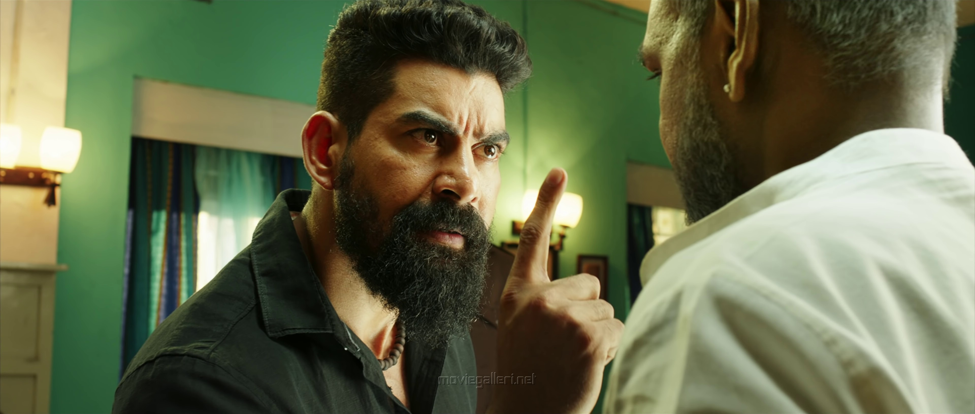 Actor Kabir Duhan Singh in Kanchana 3 Movie New Pics HD