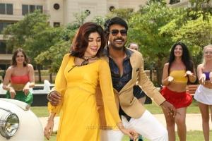 Oviya, Raghava Lawrence in Muni 4 Kanchana 3 Movie Stills HD