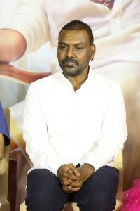 Raghava Lawrence @ Kanchana 3 Movie Success Meet Photos