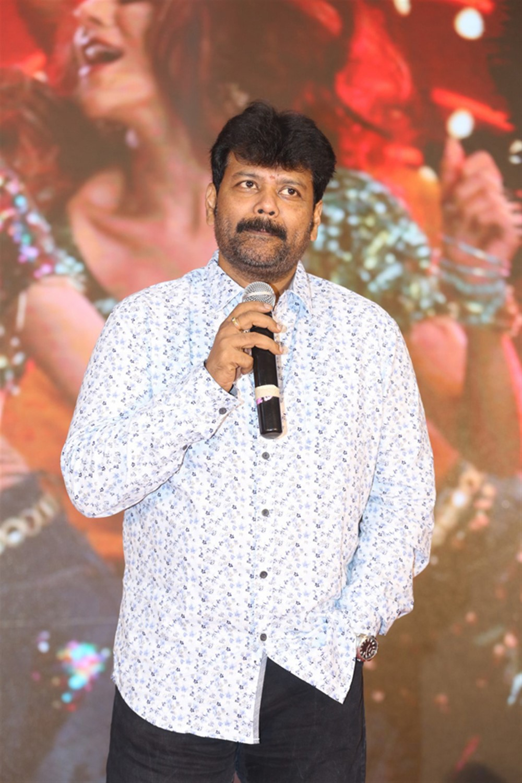 Actor Sriman @ Kanchana 3 Pre Release Event Stills