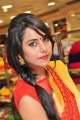 Khenisha Chandran @ Kancheevaram Collection Launch at Srinivasa Textiles