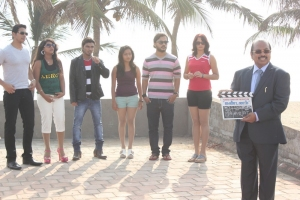 Kandanam Movie First Day Shooting Spot Stills