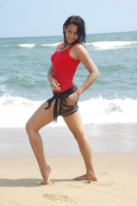 Actress Zita Mariya in Kandanam Movie Hot Photos
