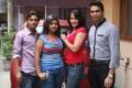 Vishal, Kamali, Zita Mariya, Kathik Kattac at Kandanam Movie Launch Photos