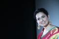 Manikarnika Movie Actress Kangana Ranaut Silk Saree Stills