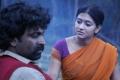 Arjuna, Varsha Ashwathi in Kangaroo Movie Stills