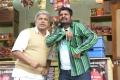 Thambi Ramaiah, Ganja Karuppu in Kangaroo Tamil Movie Stills