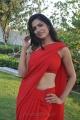 Tamil Actress Kanishka Soni Hot Photos in Red Saree