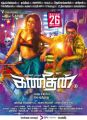 Atharva, Catherine Tresa in Kanithan Movie Release Posters