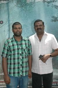 Director Malai, PL Thenappan at Kankolla Kaatchi Movie Launch Stills