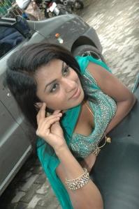 Actress Priyanka at Kankolla Kaatchi Movie Launch Stills
