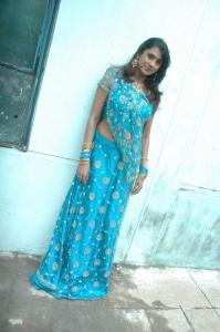 Actress Puvisha at Kankolla Kaatchi Movie Launch Stills