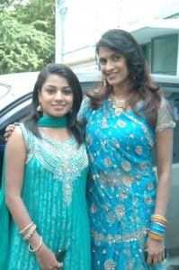 Priyanka, Puvisha at Kankolla Kaatchi Movie Launch Stills