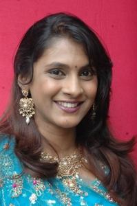 Tamil Actress Puvisha at Kankolla Kaatchi Movie Launch Stills