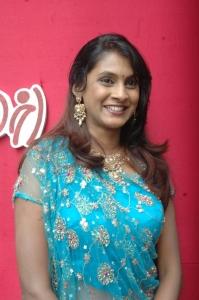 Actress Puvisha at Kan Kolla Kaatchi Movie Launch Stills