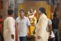 Power Star Srinivasan at Kanna Laddu Thinna Aasaiya Working Stills