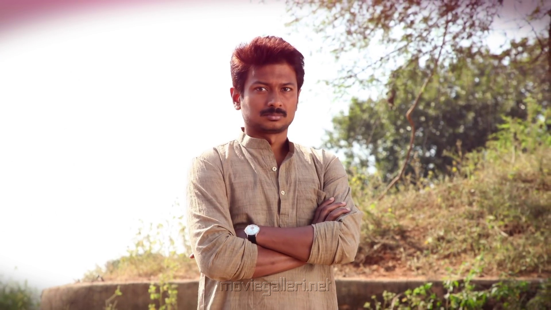 Hero Udhayanidhi Stalin in Kanne Kalaimane Movie Images HD