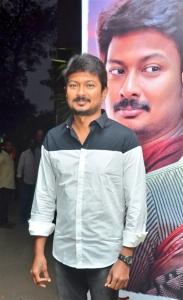 Actor Udhayanidhi Stalin @ Kanne Kalaimane Press Meet Stills