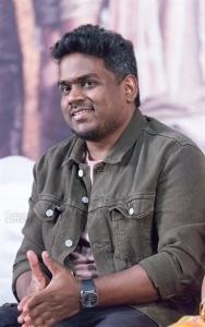Yuvan Shankar Raja @ Kanne Kalaimane Press Meet Stills