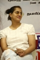 Varalaxmi Sarathkumar @ Kanni Raasi Press Meet Stills