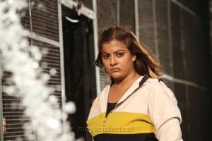 Actress Varalaxmi Sarathkumar in Kannitheevu Movie Photos